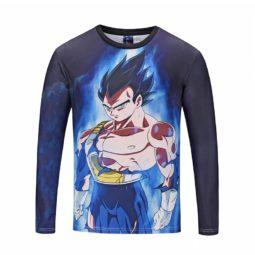 Dragon Ball Goku Long Sleeve Tee
