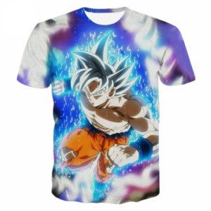 Dragon Ball Z Goku the Super Saiyan Summer Tee