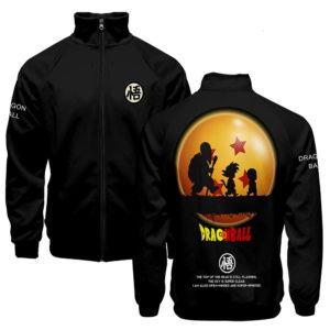 Dragon Ball Z Roshi Goku Krillin Jacket