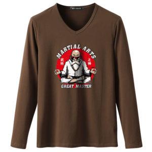 Dragon Ball Roshi Martial Arts Great Master T-Shirt