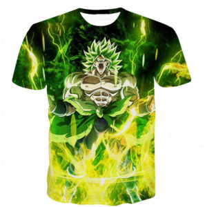 Dragon Ball Z Green Man Broly T-Shirt