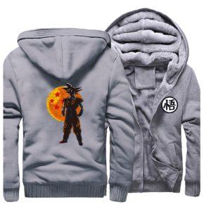Dragon Ball Goku & The Dragon Ball Winter Jacket