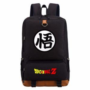 Dragon Ball Anime Go Symbol Casual Backpacks