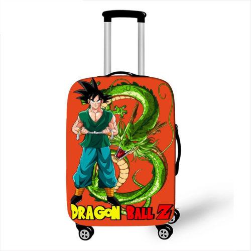 Dragon Ball Goku Shenron 18-32 Inch Luggage Cover