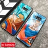 Dragon Ball Tempered Glass Cases for Samsung Galaxy Note 8 9 10 plus S8 S9 S10 Plus s10 lite