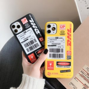 Luxury DHL Soft Silicone Cases for iPhone 11