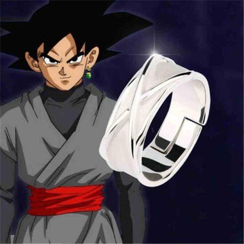 Dragon Ball Z Goku Black Potara Time Ring