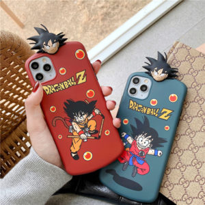 Dragon Ball Goku Cartoon Silicone Soft Phone Cases for iPhone 11 Pro Max X XR XS Max 7 8 Plus