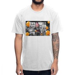 Super Saiyan Dragon Ball Z Goku Black 100% Organic Cotton T-Shirt