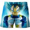 Prince Vegeta Dragon Ball Sunning Graphic Boardshorts